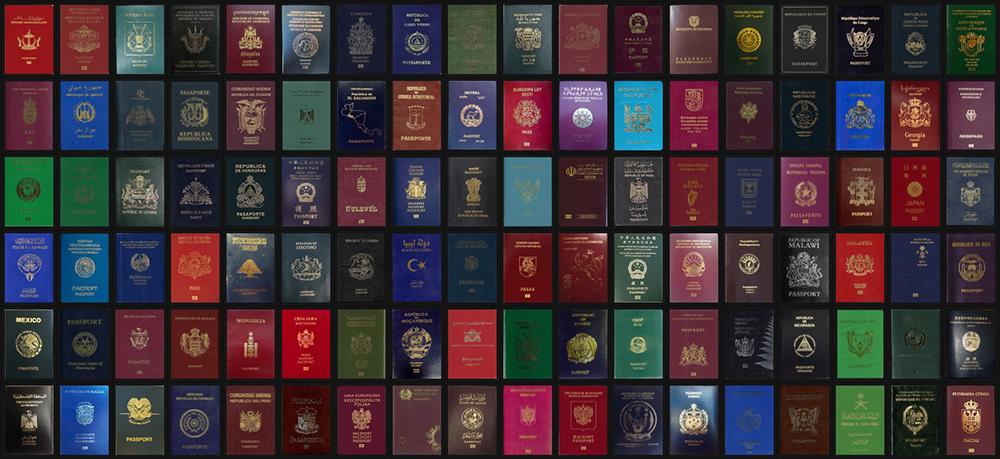 環遊世界的小冊子~護照 x 歐原形象設計總監 徐國展