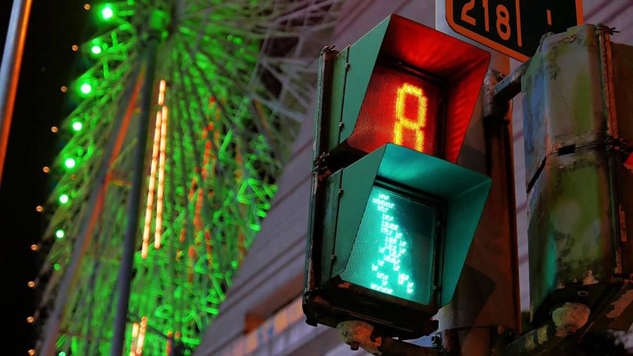 城市中豐富的色彩表情~紅綠燈 x 歐原形象設計總監 徐國展