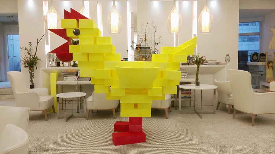 2017 開工大「雞」好運來 x ODC歐原品牌形象設計