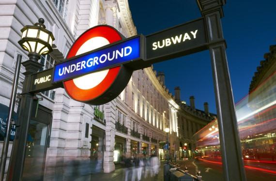 世界的第一條地鐵,倫敦 X 歐原形象設計(下)