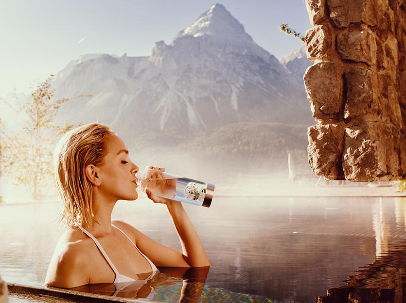 德國VitaJuwel寶石能量水瓶 X ODC歐原品牌形象設計