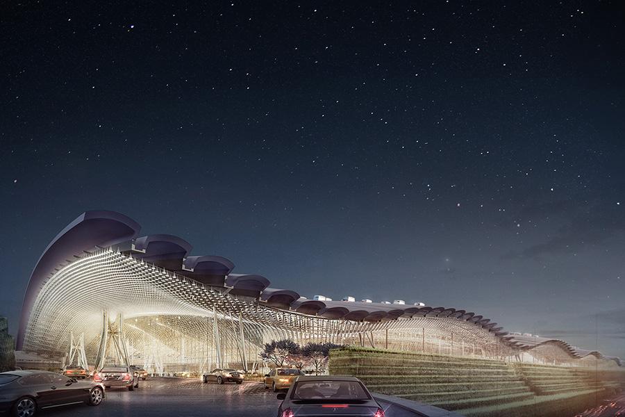 未來機場設計趨勢 X ODC品牌形象設計
