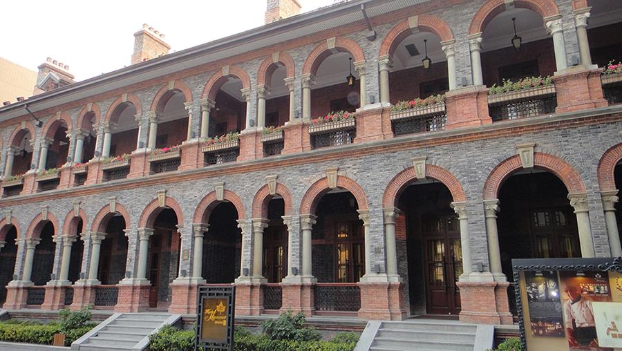 遮風避雨的騎樓建築 x 歐原形象設計總監 徐國展