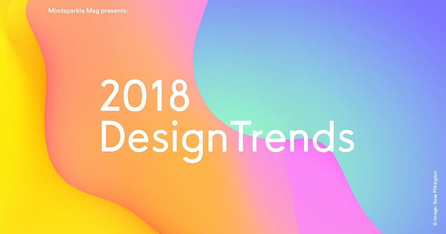 漸變色彩新趨勢 X ODC歐原品牌形象設計