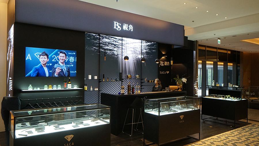 【BS視角】萬豪酒店中城廣場時尚專櫃 X ODC歐原品牌形象設計