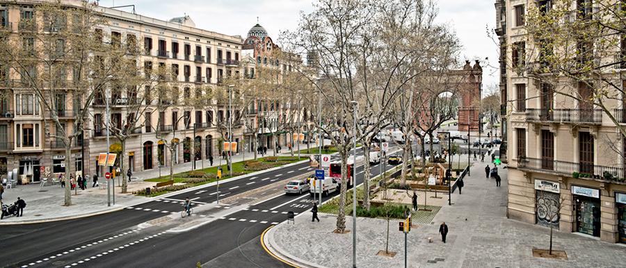 打造適宜的步行城市-人行道規劃 X ODC 品牌形象設計
