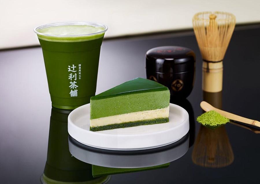 抹茶甜點的極致享受~TSUJIRI辻利茶舖 X ODC歐原品牌形象設計