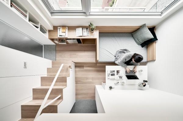 迷你住宅,小空間的極致發揮 X ODC 歐原品牌形象設計
